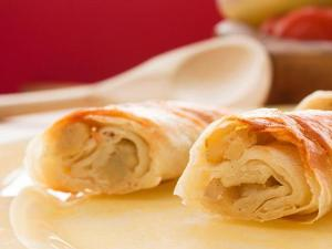 Patatesli Sütlü Börek